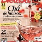 Dieta Já - Enxuga express (Óleo de Coco) / Truque Magro (Achocolatado) / A vez do Chá de Hibisco (matéria de capa)