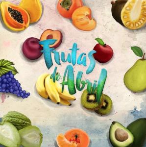 Frutas de Abril